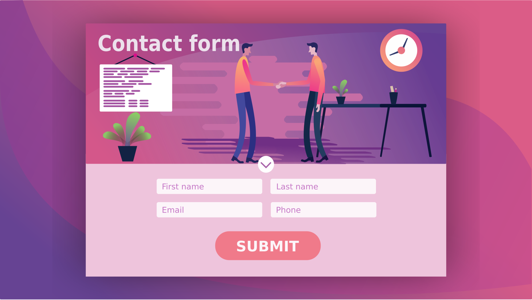 AbcSubmit Contact Form Builder